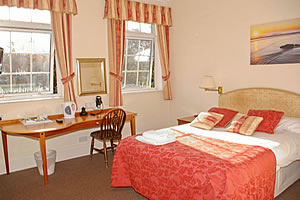 Double Room, Hillmorton Manor Hotel Rugby